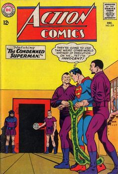 Action Comics #319 Dec. 1964 First Issue #1 - June 1938 Last #904 - October 2011