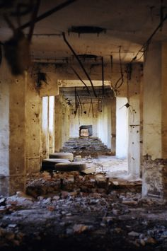 88 Best Destruction images in 2014 | Abandoned castles, Abandoned