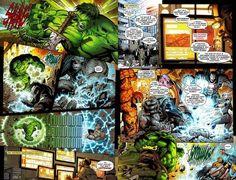 Allen The Alien vs World War Hulk - Battles - Comic Vine