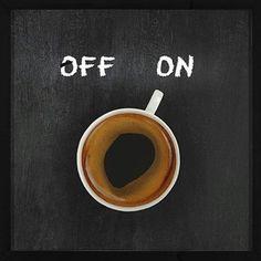 Começando a segunda-feira! #produtividade #energia #café