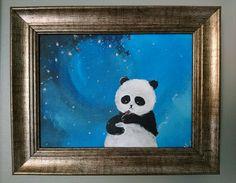 Mini canvas board art by Nicole Champion