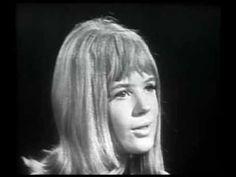 Hulabaloo 1965. Interesting Brian Epstein appearance.   Marianne Faithfull: As Tears Go By