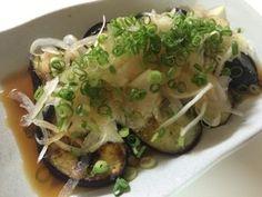 簡単‼︎冷やしても美味しいナスのタタキ by クック55Y1PZ☆ [クックパッド] 簡単おいしいみんなのレシピが217万品
