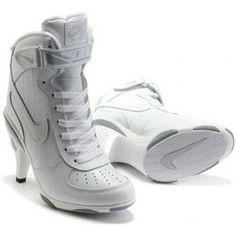 nike air force 1 high heels | highheelnike