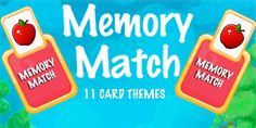 Kids Memory Game Unity3D project is a simple yet fun card match memory game. Find the card pairs / matches before the timer runs out. Improve your memory with Memory Card Match Game with lots of fun. With 7 gameplay modes, you can take your time and match all of the images, or if you're feeling like a challenge go against the timer and try to match the cards before time runs out!