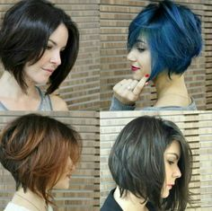 2016 Short Hairstyles for Girls and Women
