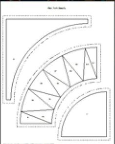 Paper Piecing Patterns Free Printables | New York Beauty - Paper/Foundation Piecing xxx