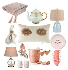 """""""Well isn't that chawnzee"""" by jamie-fabbro on Polyvore featuring interior, interiors, interior design, home, home decor, interior decorating, Jonathan Adler, Mark & Graham, Prouna and Fringe"""