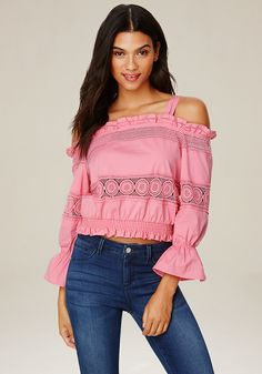 Monica+Off+Shoulder+Top
