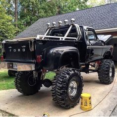 Ford Troller Exclusive Radical and Visual Performance Old Pickup Trucks, Lifted Ford Trucks, 4x4 Trucks, Diesel Trucks, Custom Trucks, Cool Trucks, Lifted Jeeps, Lifted Cars, Lifted Tundra