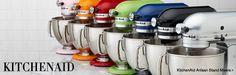 Kitchen goodness! - KitchenAid Electrics