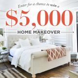 Win a $5000 Home Makeover with Linen Chest