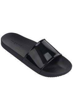 Dámské Boty - Typ: Pantofle, Žabky / Different.cz - 750 Kč Pool Slides, Grey Sweater, Black Pants, Tommy Hilfiger, Converse, Street Style, Sandals, Sweaters, Shoes