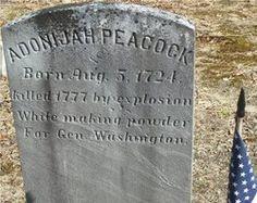 Adonijah Peacock