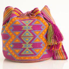 Hermosa Wayuu Mochila | WAYUU TRIBE – WAYUU TRIBE | Handmade Bohemian Bags 325
