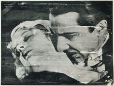 Andy Warhol American, 1928-1987, The Kiss (Bela Lugosi)