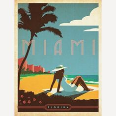 """""""Mood of the day #Miami beach take me there asap ☀ #andersondesign"""" Photo taken by @uraniagazelli on Instagram, pinned via the InstaPin iOS App! http://www.instapinapp.com (06/30/2015)"""