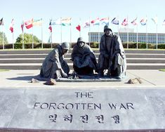 Washington, D.C. - so many things to do with a family for free, such as seeing the #Korean War #monument