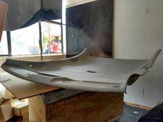 Techo tapizado, listo para montaje al vehiculo honda civic.
