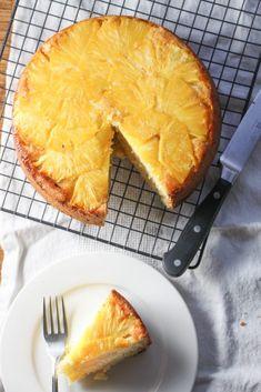 Upside Down Pineapple Cake - Liliana Battle