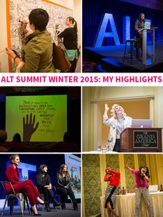 Alt Summit Winter 2015: My Highlights on Style for a Happy Home // Click for more