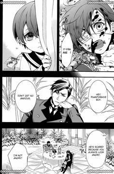 Kuroshitsuji 101 Page 9