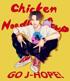 Jung Hoseok, Jhope, Bts Bangtan Boy, Jimin, K Pop, Dancing King, Kpop Posters, Bts Drawings, Fanarts Anime