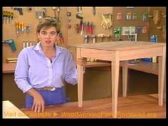 How to Make a Table -- Make YOUR Own Table -- Basics of Table Making [Part 1 of 3]