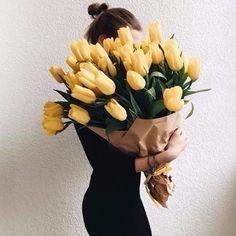 Tulips. My favorite flower.