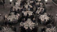 Dinner de Mariage dans l'Abbaye des Prémontrés - PHOTOGRAPHE DE MARIAGE  http://www.gentlestudio.fr/