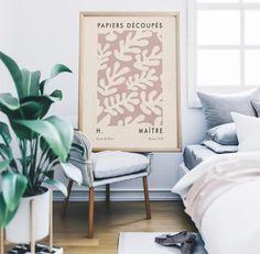Matisse Prints, Matisse Cutouts, Wall Art Prints, Poster Prints, Framed Prints, Decoration, Art Decor, Art Nouveau Poster, Exhibition Poster