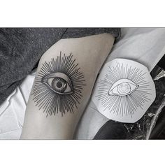 All-Seeing Eye for Matthis Appointments: bobbyanderstattoo@gmail.com…
