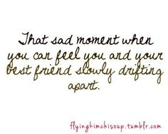 Sad friendship quotes, best, deep, sayings, feel