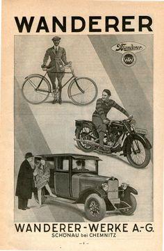 Vintage Advertising Posters, Vintage Advertisements, Vintage Ads, Vintage Posters, Motorcycle Posters, Motorcycle Wheels, Vintage Cycles, Vintage Bikes, New Honda Motorcycles