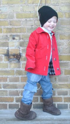 Sewing For Boys Sew Along: 2-in-1 Jacket