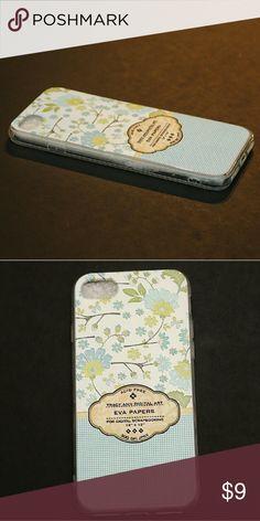 NWT IPhone 6 cover floral NWT Iphone6 cover floral.... so cute! Accessories Phone Cases