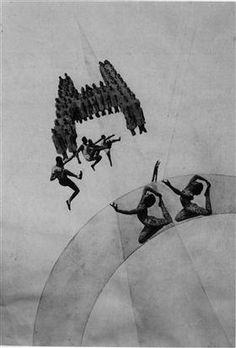 The dream of a girls' boarding - Laszlo Moholy-Nagy