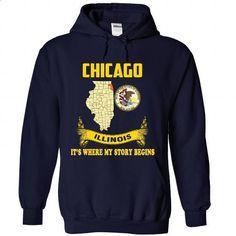 Chicago - t shirt printing #Tshirt #fashion