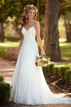 Stella York Fall 2016 Wedding Dresses You'll Love Stella York Sexy Lace Wedding Dress style 6282 a / www.deerpearlflow… The post Stella York Fall 2016 Wedding Dresses You'll Love appeared first on Do It Yourself Fashion. 2016 Wedding Dresses, Wedding Dress Styles, Bridal Dresses, Wedding Gowns, Wedding Reception, Wedding Ideas, Fall Dresses, Wedding Beach, Wedding Venues