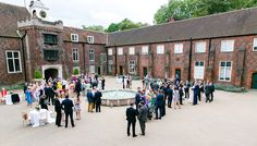 Amazing Perspective of Fulham Palace, thanks Ben at Touch Photography
