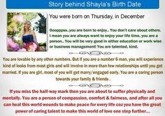 Wow !Check my results of Find Story behind your Birth Date  Facebook Fun App by clicking Visit Site button
