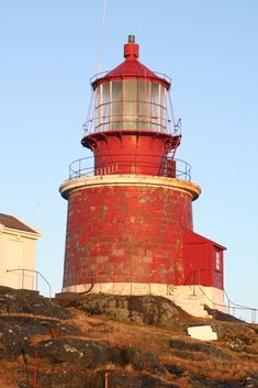 Utsira #Lighthouse - Rogaland, #Norway http://dennisharper.lnf.com/
