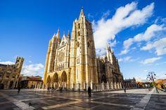 La cathédrale Santa Maria de Regla en León
