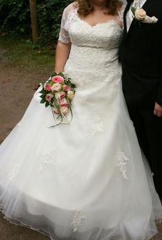 ♥ Traumbrautkleid ♥  Ansehen: https://www.brautboerse.de/brautkleid-verkaufen/traumbrautkleid/   #Brautkleider #Hochzeit #Wedding