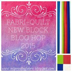 Fabri-Quilt New Quilt Block Blog Hop