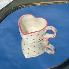 Ceramic Clay, Ceramic Bowls, Ceramic Pottery, Diy Clay, Clay Crafts, Espresso Coffee, Coffee Mugs, Tea Holder, Clay Cup