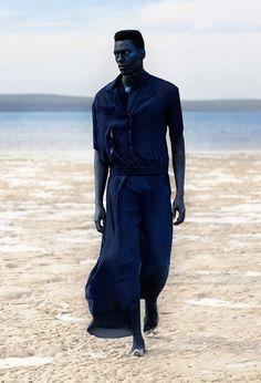 Lukhanyo Mdingi Spring/Summer 2016 Primavera Verano #Menswear #Trends #Tendencias #Moda Hombre - F.Y!