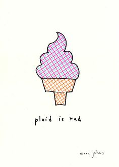 Marc Johns: Plaid is Rad Painting Collage, Painting Wallpaper, Paintings, Graffiti Artwork, Photo Illustration, Cartoon Drawings, Art For Kids, Artsy, Plaid