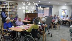 RUOKforweb Aged Care, Some Fun, Fun Activities, The Past, Anniversary, Celebrities, Celebs, Celebrity, Famous People