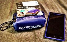 """""""COCOON Hyperlight Air-Core Pillow: (Possibly) the Most Compact Travel Pillow Available"""" @Vagabondish .com"""